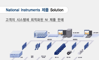 National Instruments 제품